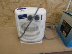 Delonghi HVF3030 Verticale Style Fan Heater