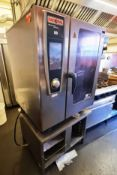 Rational SCC Electric 10 Grid Oven & Stand