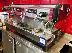 Marzocco Coffee Machine & Blendtec Connoisseur 825 Blender