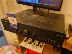 Cambridge Audio Amp 540A