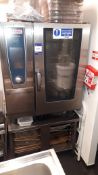 Rational Self Cooking Centre Combination Oven on S