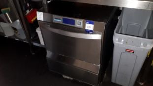 Winterhalter Stainless Steel Glass Washer