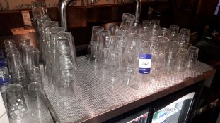 Quantity of Branded and Unbranded Glassware and Cutlery to Bar and Restaurant Area