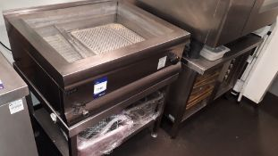 Lincat BM7XW Stainless Steel Bain Marie with Stainless Steel Stand