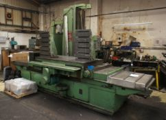 Assets of a Precision Machining Services Company