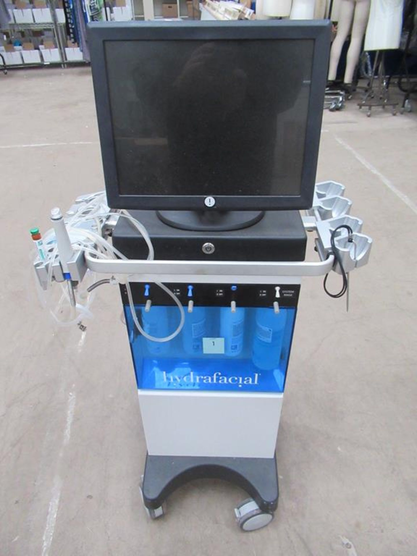 Hydra Facial MD Tower System