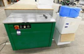 Unbadged Box Banding Machine Automatic (2008) & 3