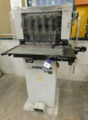 Durselen PB04 Four Head Paper Drill (1997)