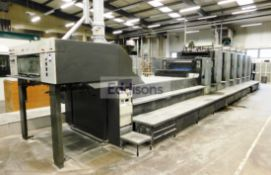 Wood Mitchell Printers Limited (In Liquidation)  - Print / Finishing Machinery / Stock & Motor Vehicles