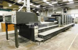 Wood Mitchell Printers Limited (In Liquidation)  - Print / Finishing Machinery / Stock & Motor Vehicles