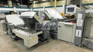 Heidelberg Stahl Continuous Feed Folding Line (200