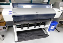 Epson Stylus Pro 9800 Model K132A Printer