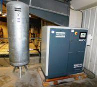 Atlas Copco GA22+FF Compressor s/n AP1300129 (2007
