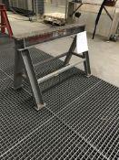 6 x Carl Stahl Heavy Duty Steel Fabricated Trestles