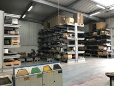 Regal Cantilever Stock Shelving