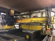 ESAB CNC Plasma Cutting Machine