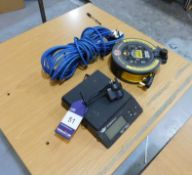 My-Weigh Ultraship U-2 Electric Scales with 2 x 240 Volts Extension Leads