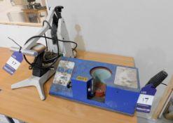Jarin HF2200 Mug Press Serial Number 3994 & Adkin NC1 (Spares or Repair)