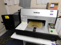 Brother GT-541 Garment Printer with Table & Two New Ink Cartridges
