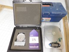 Newman ST Meter / Digital Scales / Tool Box
