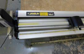 Keencut Javelin Large Format Cutter 2.7m & Bench