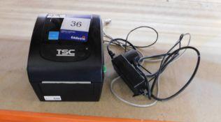 TSC DA210 Bar Code Printer