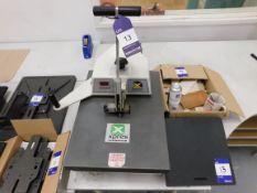 Adkin BMC20 Heat Press Serial Number 9822 (2009)