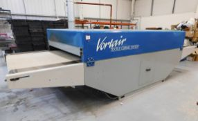 "Adelco Vortair Textile Curing System Gas Conveyor Dryer, 60"" (Method Statement & Risk Assessment"