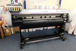 Mimaki CJ30-130 Wide Format Printer s\n H2808034 (2008)