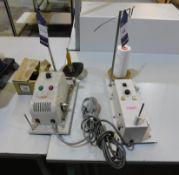 2 x SWF Re-Threading Machines
