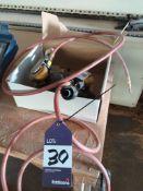 2 Mirka Pneumatic Orbital Sanders