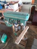 Nu Tools N-7B Bench Drill 240v