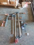 8 Various Clamps