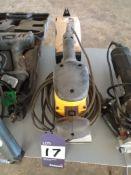 Dewalt D26421 Pad Sander 240v