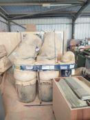 Charnwood W792-3HP Twin Bag Dust Extractor