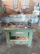 Gannomat 110 Dowler Machine No. 857759