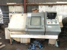 Gildemeister NEFCT40 CNC Lathe