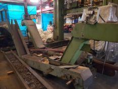 3 x Swarf Conveyors (spares/repair)