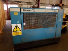 Compair Broomwade 6000 Series Air Compressor