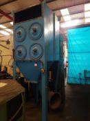 Donaldson Torit Dust Extractor Cabinet