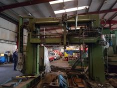 Bode Sub-Arc Welding Gantry