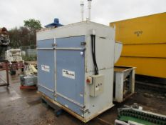 Dusty Extraction Twin Hopper Dust Extractor Unit S