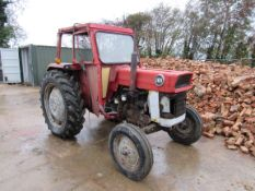 Massey Ferguson 165 Multi Power, Square Axel PTO,