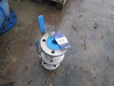 2 Level Valves Stainless DN50 PN40