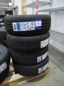 4 unused Event Forum HP 195/60R15 88H tyres