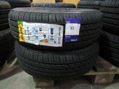 2 unused Delinte DH2 185/65R15 88H tyres