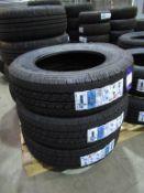3 unused Event ML605 195/70R15C 104/102R tyres