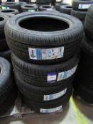 4unused Event Potentem UHP 205/55R16 94W XL tyres
