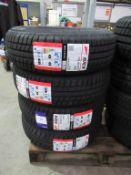 4 unused Riken 175/65R15 84H tyres