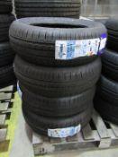 4 unused Event Futurum GP 165/65R14 79T tyres